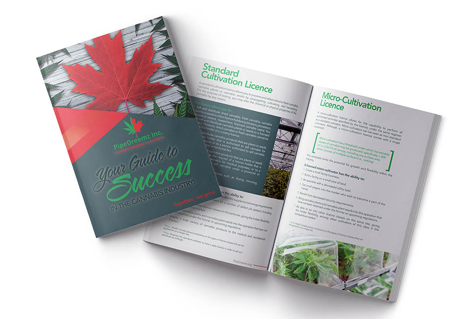 Download our Guide to Success in the Cannabis Industry!