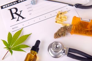 Cannabis History, medical prescription sheet - medical marijuana